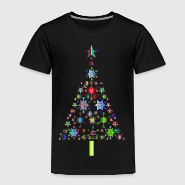 XMAS TREE - Toddler Premium T-Shirt