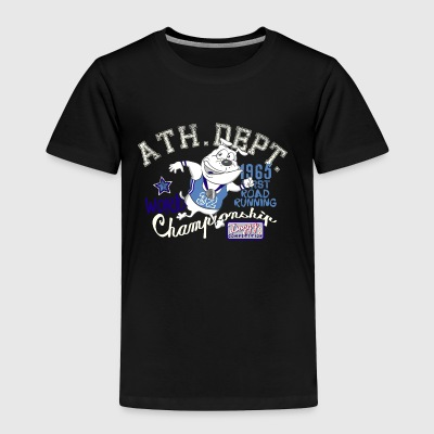 alt_dept_sports_dog - Toddler Premium T-Shirt
