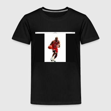 Micheal Jordan - Toddler Premium T-Shirt