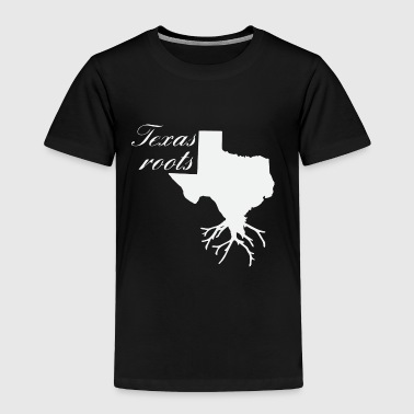 Texas roots - Toddler Premium T-Shirt
