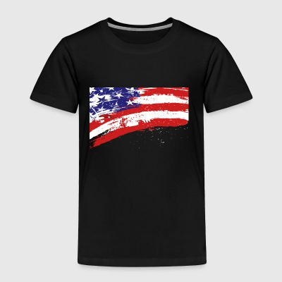 USA! USA! USA! - Toddler Premium T-Shirt