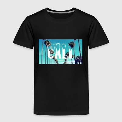 CALI - Toddler Premium T-Shirt