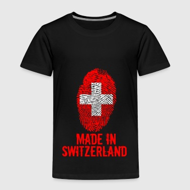 Made in Switzerland / Suiss - Toddler Premium T-Shirt