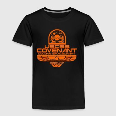 Covenant - Toddler Premium T-Shirt