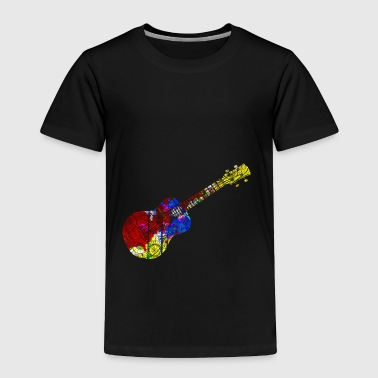 Funny Ukulele Shirt - Toddler Premium T-Shirt