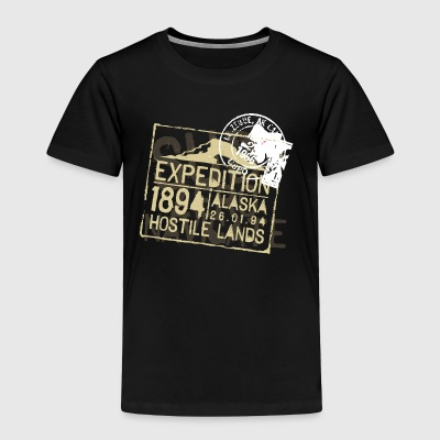 expedition - Toddler Premium T-Shirt