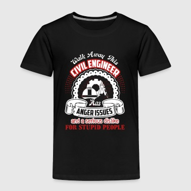 Civil Engineer Shirt - Toddler Premium T-Shirt