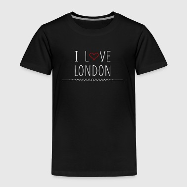 I heart london - Toddler Premium T-Shirt