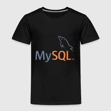 MySQL - Toddler Premium T-Shirt