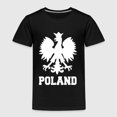 POLAND - Toddler Premium T-Shirt