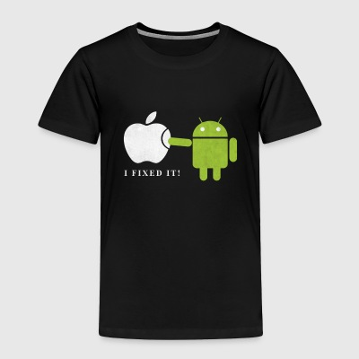 Android - Toddler Premium T-Shirt