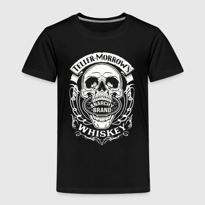 ANARCHY BRAND WHISKEY - Toddler Premium T-Shirt
