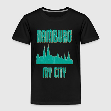 HAMBURG MY CITY - Toddler Premium T-Shirt