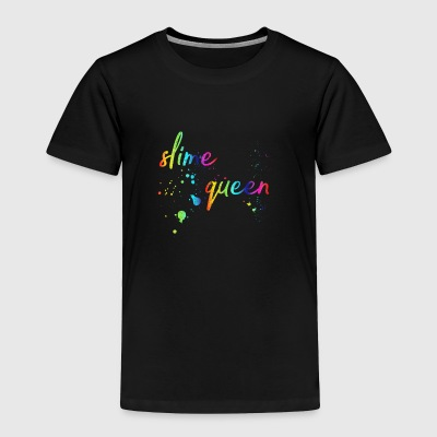slime queen - Toddler Premium T-Shirt