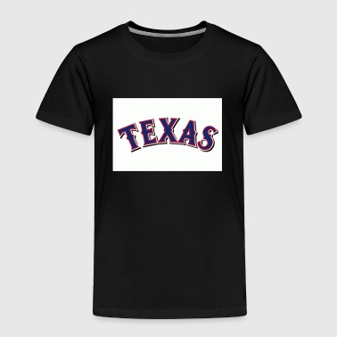 Texas Rangers 1 - Toddler Premium T-Shirt