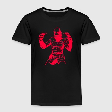 Creature From The Black Lagoon - Toddler Premium T-Shirt