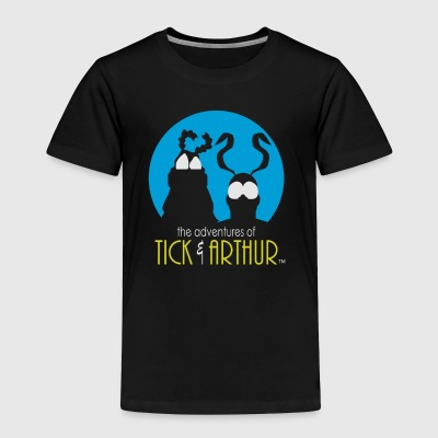 Tick and Arthur - Toddler Premium T-Shirt