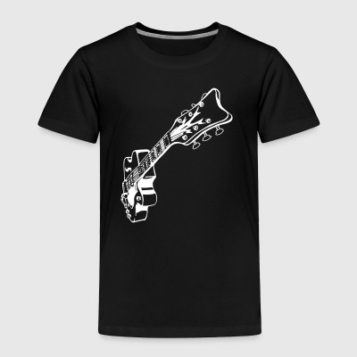 Guitarist - Toddler Premium T-Shirt