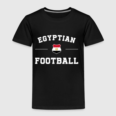 Egypt Football Shirt - Egypt Soccer Jersey - Toddler Premium T-Shirt