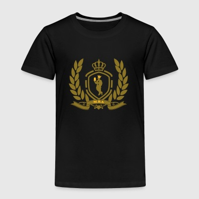 Conscious King (Crest) - Toddler Premium T-Shirt