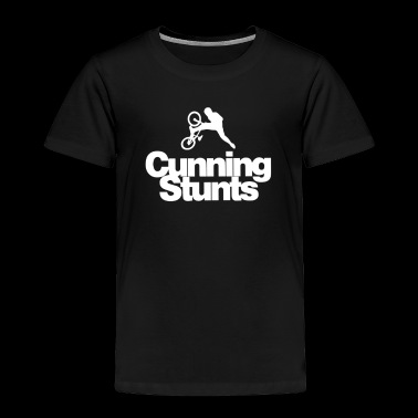 Cunning Stunts - Toddler Premium T-Shirt