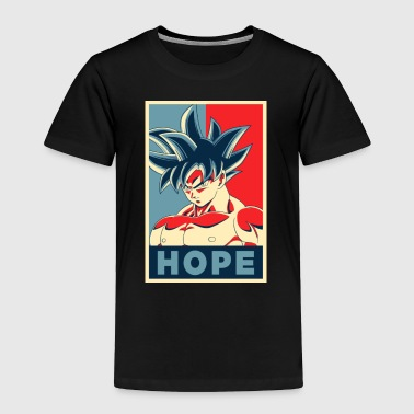 HOPE - Son Goku Dragon Ball - Toddler Premium T-Shirt