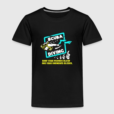 Scuba Diving - Toddler Premium T-Shirt