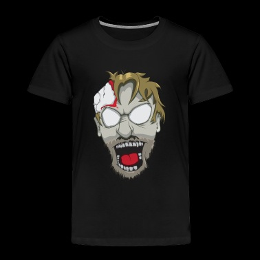 Zombie attack - Toddler Premium T-Shirt