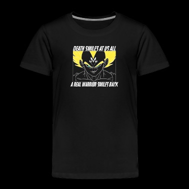 Vegeta Real Warrior - Toddler Premium T-Shirt