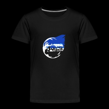 Abstract final fantasy - Toddler Premium T-Shirt