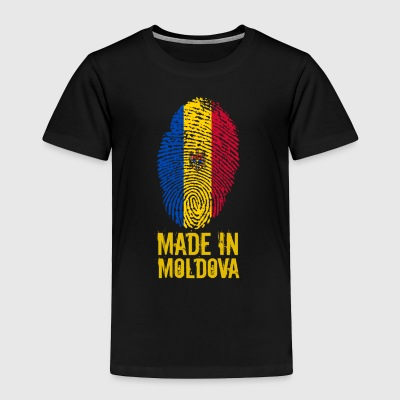 Made in Moldova - Toddler Premium T-Shirt