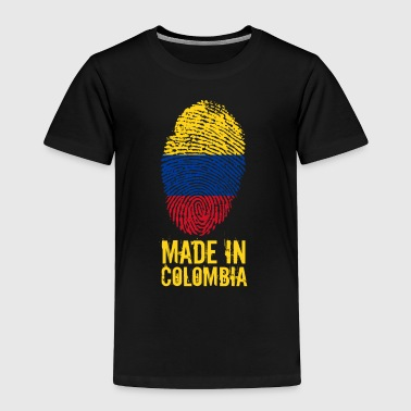 Made in Colombia - Toddler Premium T-Shirt