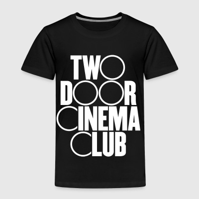 Two Door Cinema Club - Toddler Premium T-Shirt