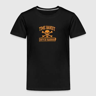 time Bandit Official Deadliest Catch - Toddler Premium T-Shirt
