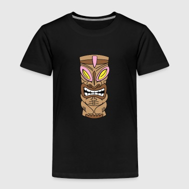 Tiki - Toddler Premium T-Shirt