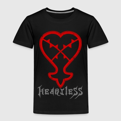 Kingdom Hearts Heartless - Toddler Premium T-Shirt