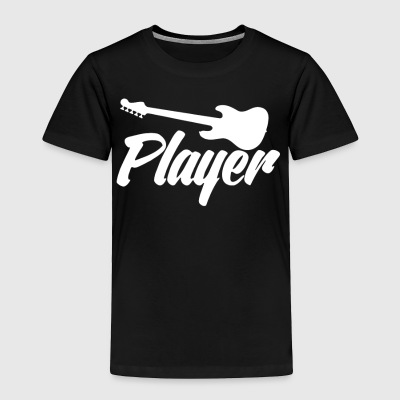 Bass Player - Toddler Premium T-Shirt
