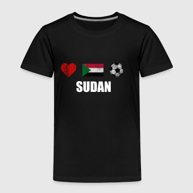South Sudan Football Shirt - South Sudan Soccer Je - Toddler Premium T-Shirt