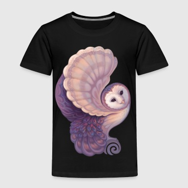 Barn Owl - Toddler Premium T-Shirt