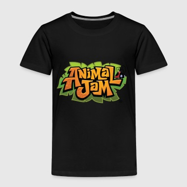 national geographic animal jam smart bomb logo - Toddler Premium T-Shirt