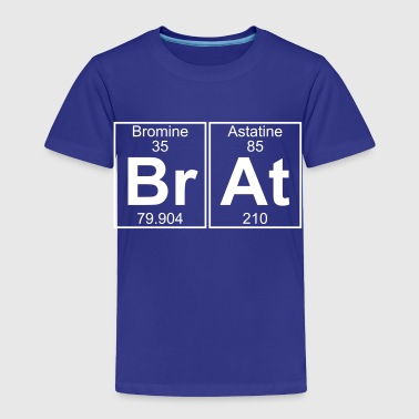 Br-At (brat) - Toddler Premium T-Shirt