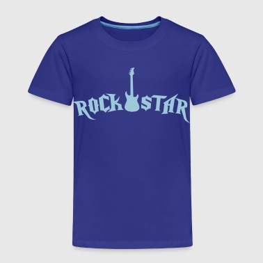Rock Star - Toddler Premium T-Shirt