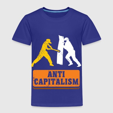 Anti Capitalism communism gift idea christmas - Toddler Premium T-Shirt