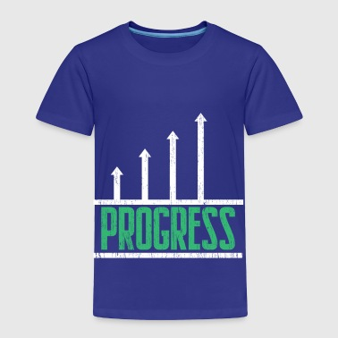 Progress Dividends awesome gift for investors - Toddler Premium T-Shirt