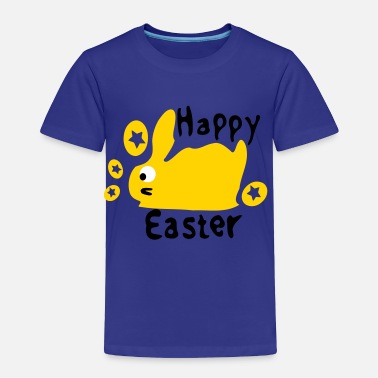 Happy 49 Easter Bunny eggs - 49 - Toddler Premium T-Shirt