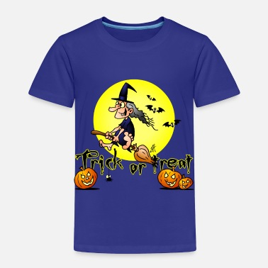 Trick Or Treat Halloween, Trick or Treat - Toddler Premium T-Shirt