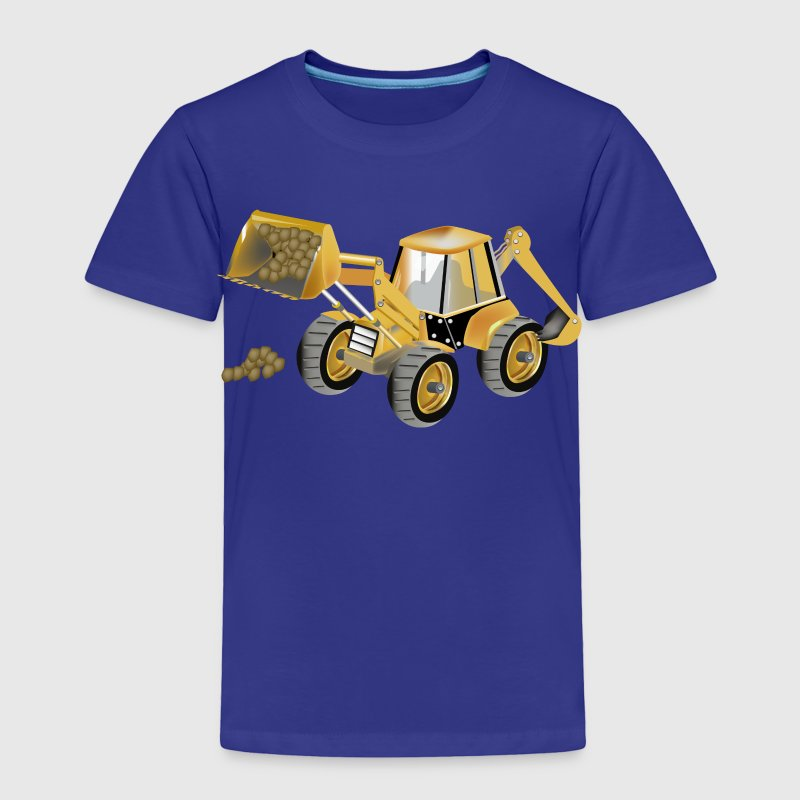 Front  Loader - Toddler Premium T-Shirt