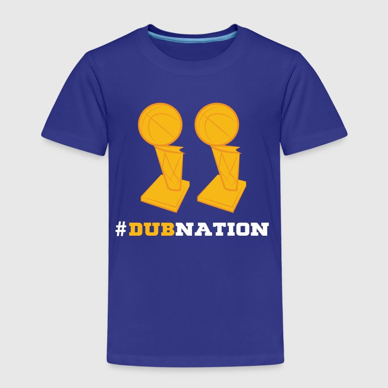 Warriors Championship Tee  - Toddler Premium T-Shirt