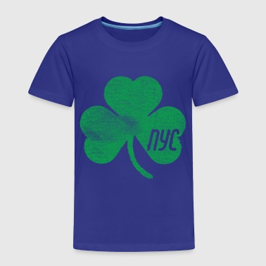 NYC Shamrock Clothing Apparel Shirts - Toddler Premium T-Shirt