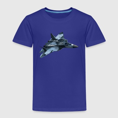 Fighter Sukhoi - Toddler Premium T-Shirt